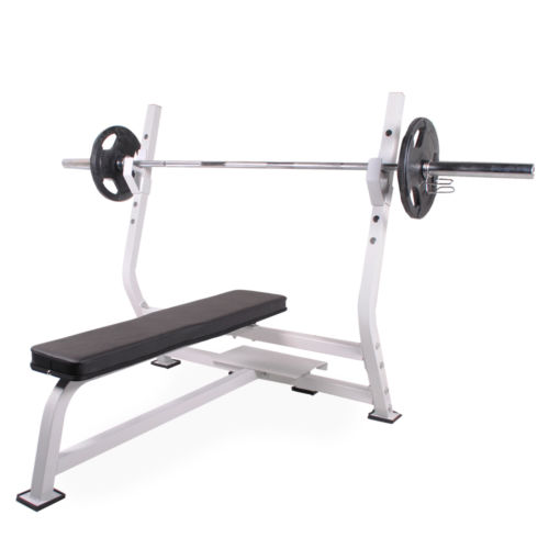 Heavy Duty Olympic Commercial Barbell Weight Lifting Chest